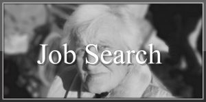 button leading to page for job seekers to search for jobs
